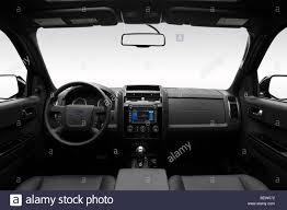 Ford Escape Black - 2010 ford escape limited in black dashboard center console
