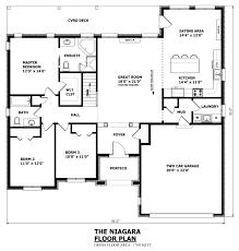 open concept bungalow house plans new home plans canada bungalow home plans awesome home designs