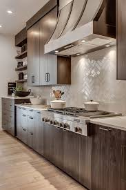 modern kitchen cabinets canada magnolia modern and sophisticated farmhouse in canada