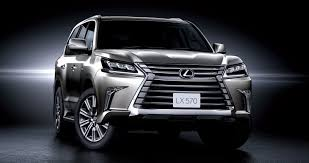 lexus german or japanese lexus lx 570 is now available in japan has sequential led turn