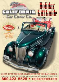 Hemmings Classic Car - covering classic cars hemmings gift guide 1936 ford club cabriolet