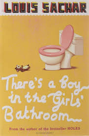 buy there u0027s a boy in the u0027s bathroom book online at low prices
