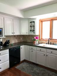chalk paint on kitchen cabinets review paint your kitchen cabinets in 7 days paint steps grace