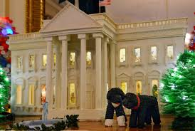 Christmas Decorated Houses 31 Of The Most Spectacular White House Holiday Decorations From
