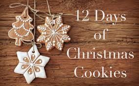 12 days of christmas cookies series meghan birt