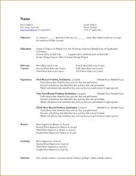 Sample Resume For Graphic Designer 100 Graphic Design Resumes Templates Simple Resume Template
