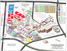 Health Map The University Of Texas Health Science Center Of Medicine