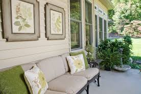 Patio Pillow Storage by Good Looking Sunbrella Pillows In Laundry Room Transitional With