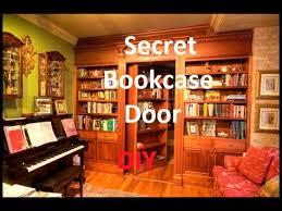 Minecraft Secret Bookshelf Door Secret Bookcase Door How To Build A Secret Bookcase Door Diy Youtube