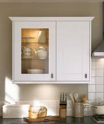 Kitchen Wall Cabinets In    Puchatek - White kitchen wall cabinets