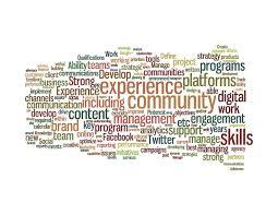 Social Media Community Manager Resume Most Common Community Manager Resume Keywords Chanelle Schneider