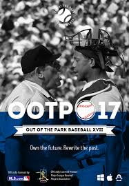 amazon com out of the park baseball 17 online game code video