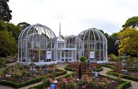 Botanical Garden Birmingham Birmingham Botanical Gardens Isolated Traveller