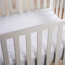Waterproof Mattress Cover Crib Waterproof Crib Mattress Pad Allergystore