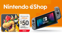 nintendo eshop gift card snatch a discount on a nintendo eshop with this 50 gift card