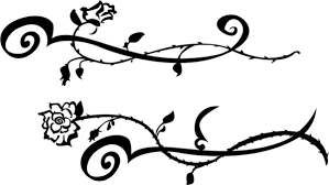 rose vines drawings free download clip art free clip art on