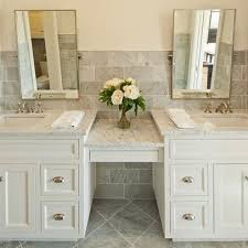 bathroom vanity design ideas creative ideas bathroom vanity with makeup counter best 25