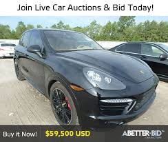 used porsche cayenne houston salvage 2014 porsche cayenne for sale wp1ad2a25ela71722 https
