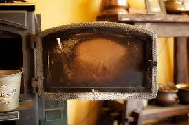 how to clean glass doors how to clean the glass door of a wood stove hunker