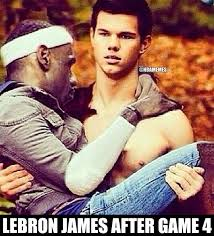 Lebron James Funny Memes - spurs vs heat nba finals game 4 june 10 2014 funny meme