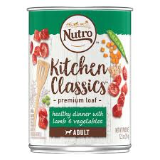 nutro kitchen classics healthy dinner with lamb u0026 vegetables
