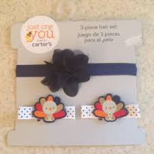 carters thanksgiving free s thanksgiving headband set baby girl baby clothes