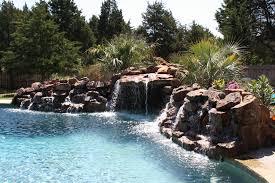 rock waterfalls for pools moss rock waterfalls king pools inc