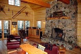 decorating ideas for log homes log cabin fireplace designs good looking 5 log cabin fireplace
