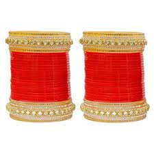 wedding chura buy much more work added bridal chura women and wedding