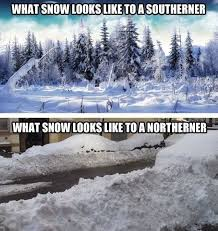 Snow Memes - braces yourself the north vs south snow memes are coming album on