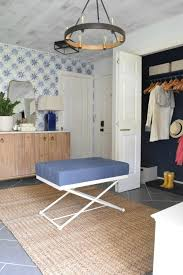 mudroom floor ideas mudroom reveal lowes makeover nesting with grace