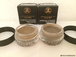 Eyebrow Powder Vs Pencil Anastasia Beverly Hills Haul Dipbrow Pomade And Highlighting Duo