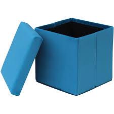 Navy Blue Storage Ottoman Sofa Sleeper Ottoman Gray Storage Ottoman Ottoman Chair Cube