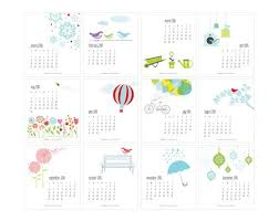 printable calendar 2016 etsy print desk calendar 2017 desktop calendar download print calendars