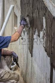 waterproofing basement stock photos royalty free waterproofing