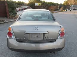 nissan altima 2005 no heat 2003 nissan altima for sale in dallas georgia 30132