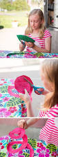 watermelon wind spinners paper plate craft for kids wind