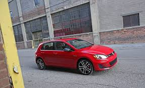 scion gti 2017 volkswagen golf gti in depth model review car and driver
