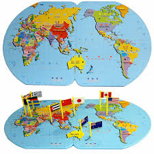 map of canada puzzle map world puzzle major tourist attractions maps