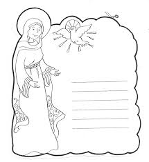 saint coloring page 45 best catholic coloring pages images on pinterest catholic
