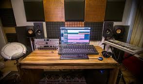 Studio Monitor Desk by Reptilla Sound Recording U0026 Production Studio