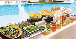 photos best poolside u0026 patio creative serveware ideas for hospitality