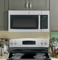 ge 1 6 cu ft over the range microwave oven jvm3160rfss ge