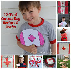 east coast mommy 10 canada day recipes and crafts and activities