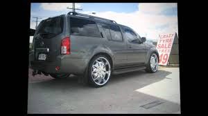 nissan armada with black rims f1 wheel u0026 tyre nissan pathfinder rolling 22inch mizari whe youtube