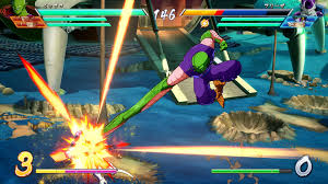 dragon ball fighterz adds piccolo and krillin polygon