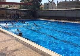 the hunt for an olympic sized pool in the west bank arab israeli
