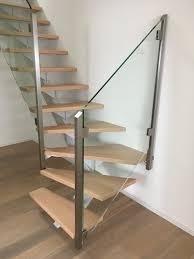 stahl treppe stahltreppe mit holzstufen 2 spirig metalltechnik