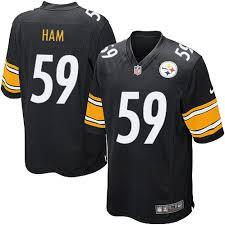 Pittsburgh Jack Pittsburgh Steelers Jack Ham 59 Nike Limited White Mens Nfl Road