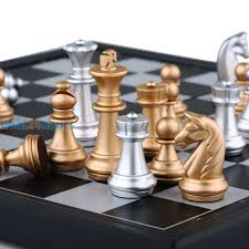 gold chess pieces promotion shop for promotional gold chess pieces